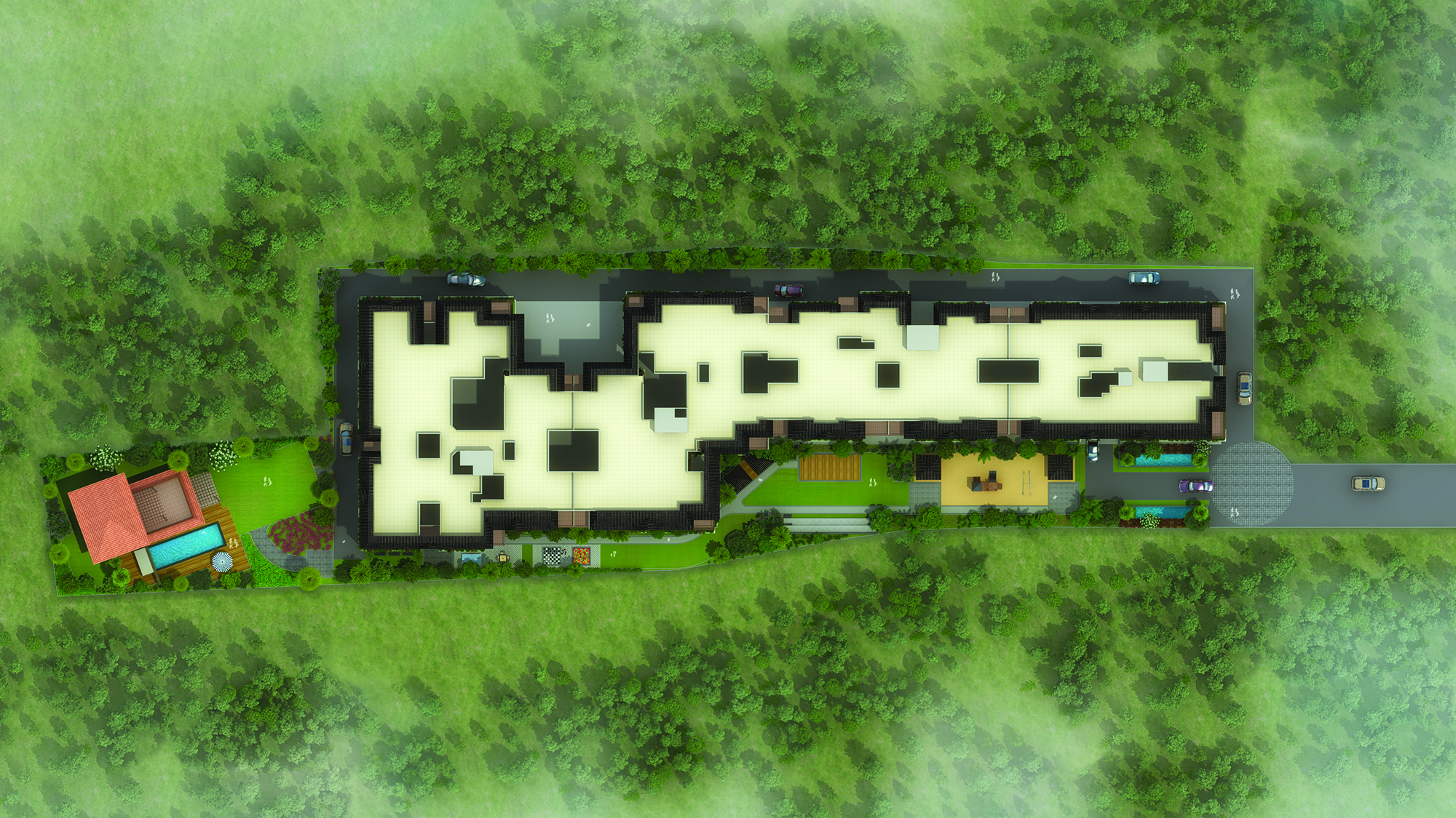 lacabana layout plan